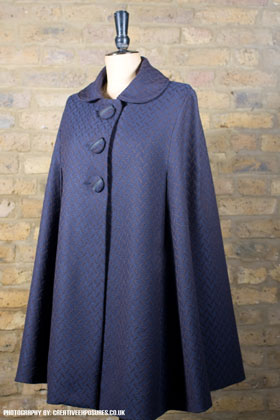 Cyclodelic Cape (with handy reflective detailing) £230.